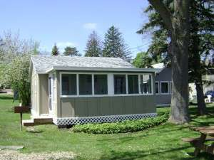 Chautauqua Lake Vacation Cottage #5 - Irwin Bay Cottages & Vacation Rentals