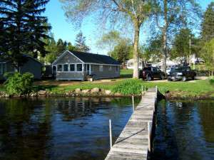 Chautauqua Lake Vacation Cottage #6 - Irwin Bay Cottages & Vacation Rentals