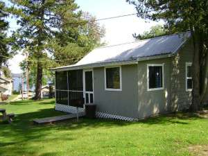 Chautauqua Lake Vacation Cottage #9 - Irwin Bay Cottages & Vacation Rentals
